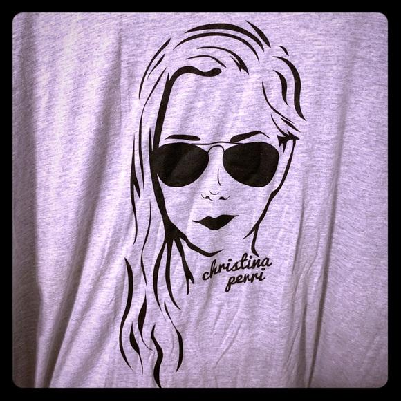 Other - Christina Perri T-Shirt, 3XL